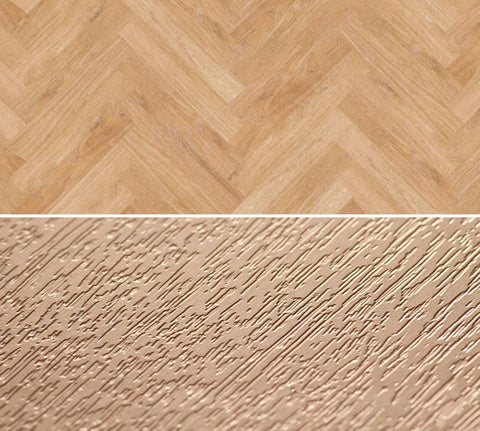 Parquet - Lined Oak PQ 1633 - Project Floors - Vinyl Parquet - Parquet - Project Floors New Zealand Flooring Design specialists