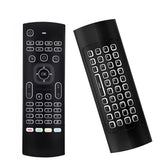 SMART REMOTE WITH KEYBOARD