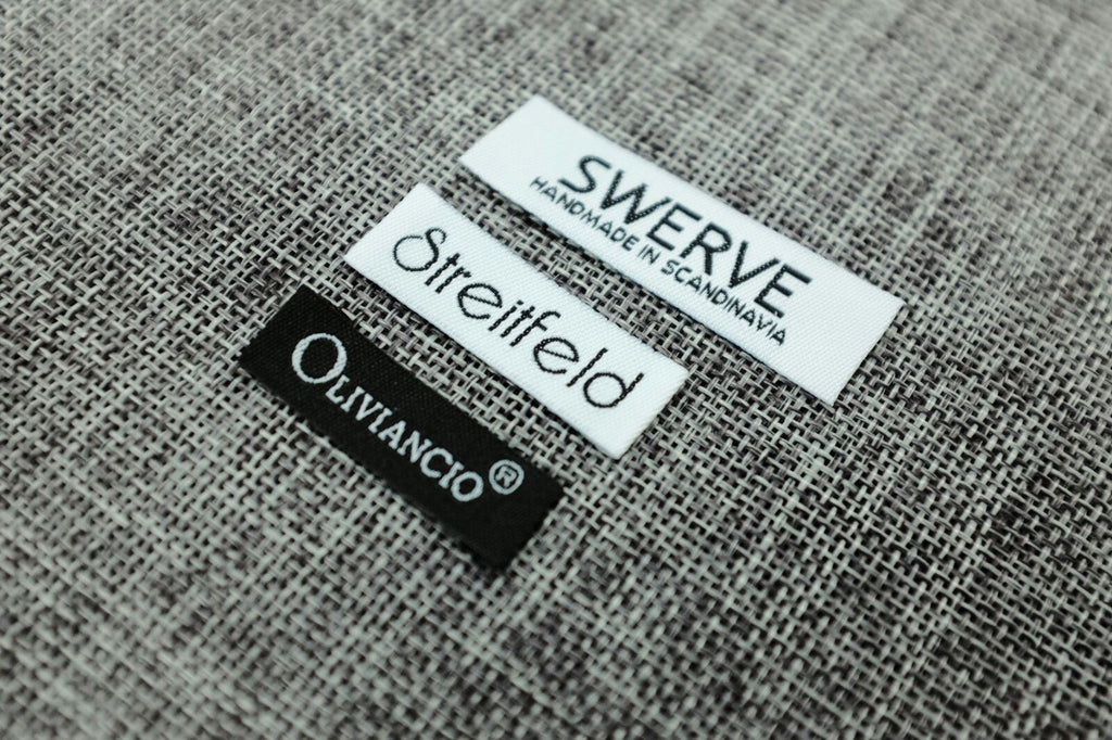 b7f0580505f8 High Quality Custom Woven Clothing Labels, Printed Clothing Name ...