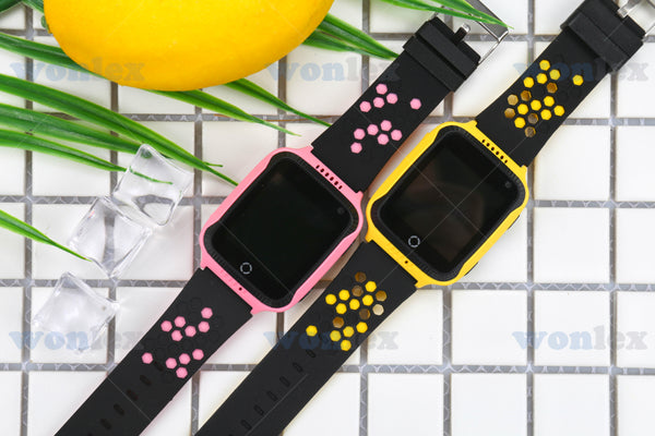 Wonlex GPS kids watch GW500S watch language: Russian