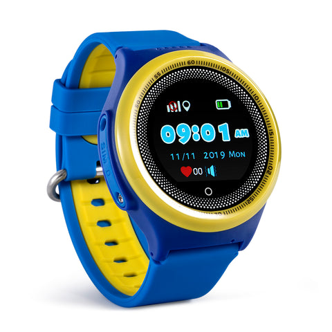 Wonlex KT06 Smart Kids GPS Watch WiFi Smart Waterproof Child GPS Positioning New Message Alarm Sound Guardian SOS Help Tracker Support Vibrate Mode