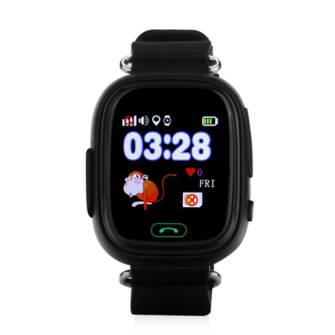 Wonlex GW100 Kid GPS WIFI Smart Watch Smart Clock