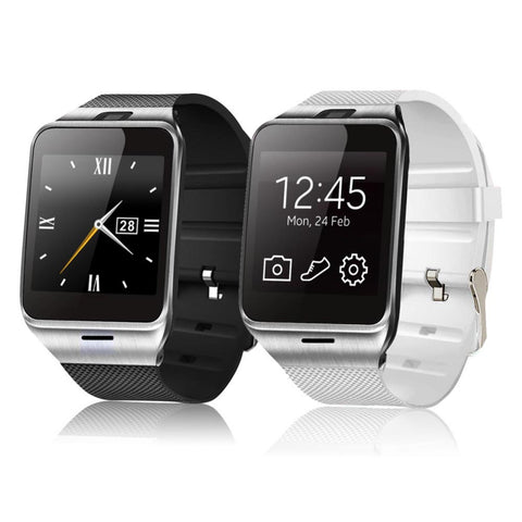 Wonlex NFC Function GV18 Bluetooth Smart Watch with Camera