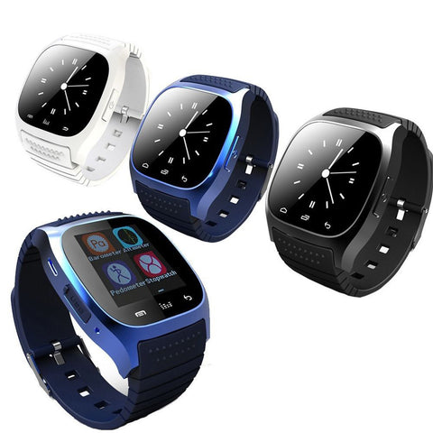 Wonlex SW315 Bluetooth Smartwatch With LED Altimeter Music Player