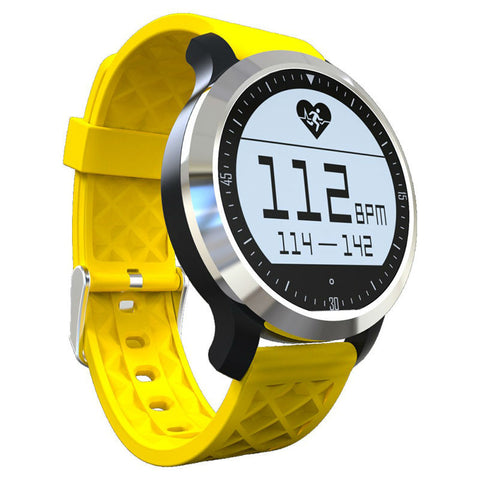 Wonlex F69 IP68 Waterproof Smart Watch Heart Rate Health Tracker