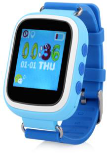 Wonlex GPS kids tracking watch GW400