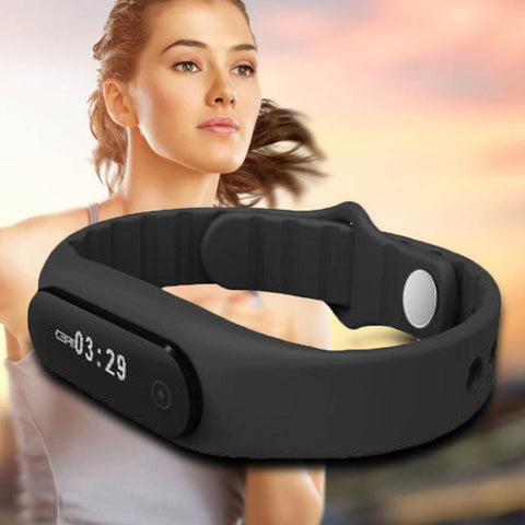 Wonlex Touch Screen E06 Smart Band Sleep Monitor Fitness Tracker