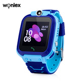 Wonlex GW600S Smart Kids GPS Watch WiFi Smart Child Wearable Devices GPS Positioning Camera Geo-fence Sound Guardian SOS Help Tracker