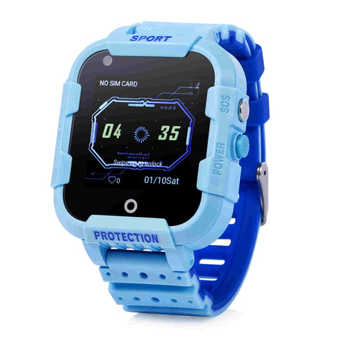 Wonlex KT12 4G Kids GPS WiFi Smart Watch Waterproof Kid Smart Clock