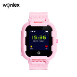 Wonlex KT03 Kids GPS WiFi Smartwatch Waterproof IP67 Smart Electronics