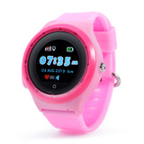 Wonlex KT06 Smart Kids GPS Watch WiFi Smart Clock Waterproof Child GPS Positioning