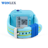 Wonlex GPS kids waterproof watch GW400E Daily water resistant