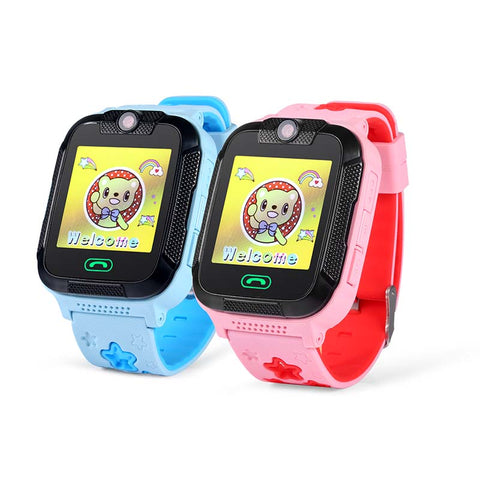 Wonlex GPS Kids Watch GW2000 support 3G & Camera