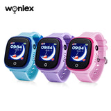Wonlex GW400X Kids GPS WiFi Smart Watch Baby Smart Kid GPS Positioning SOS Help Tracker Wearable Devices