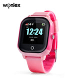 Wonlex GW700S Kid GPS WIFI Smart Watch Waterproof Kids Smart Clock