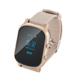 Wonlex GW700 OLED GPS WIFI Smart Watch Men Smart Voice Monitoring Elderly Wearable Devices