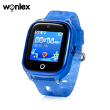 Wonlex KT01 Kids GPS WiFi Smart Watch Waterproof IP67 Smart Clock