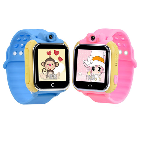 3G WCDMA 1900/2100 Kids Smart Watch Phone Wonlex GW1000