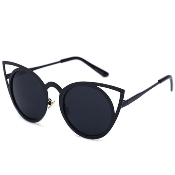VENUS mirror sunglasses, black