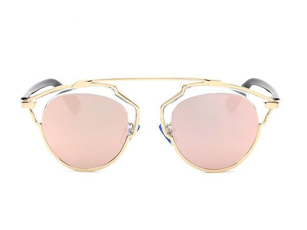 BONE sunglasses, pink / gold