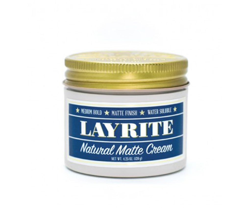 Layrite Matte Cream Finish 4.25 oz