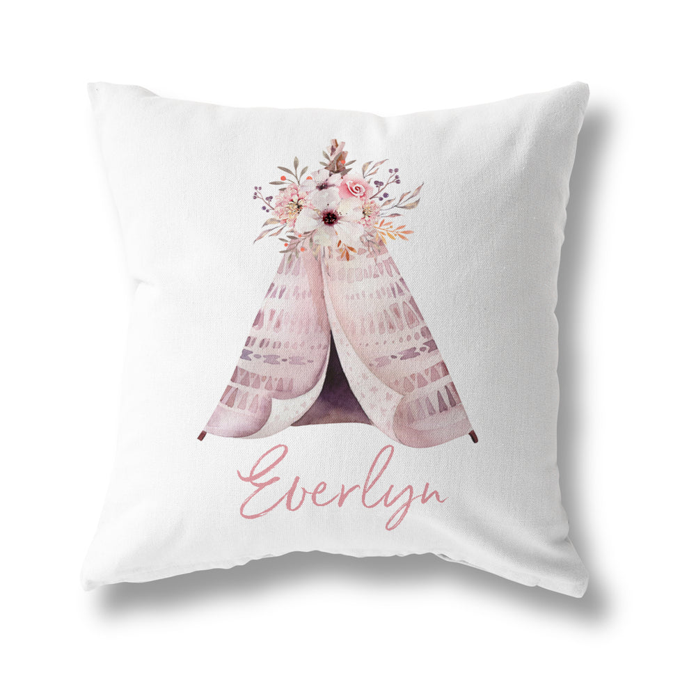 TEEPEE DREAMS CUSHION
