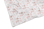 SWAN LAKE REVERSIBLE BLANKET