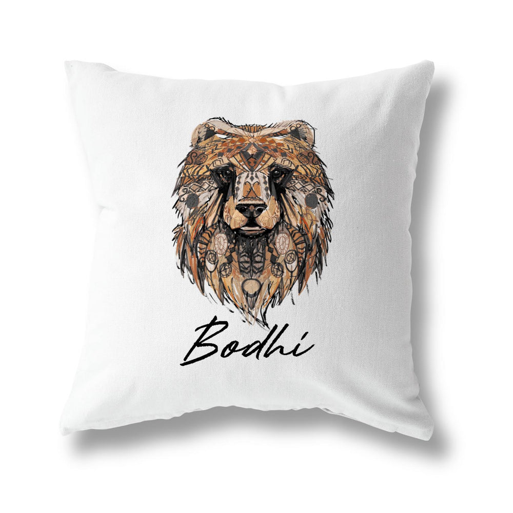 BORN WILD CUSHION
