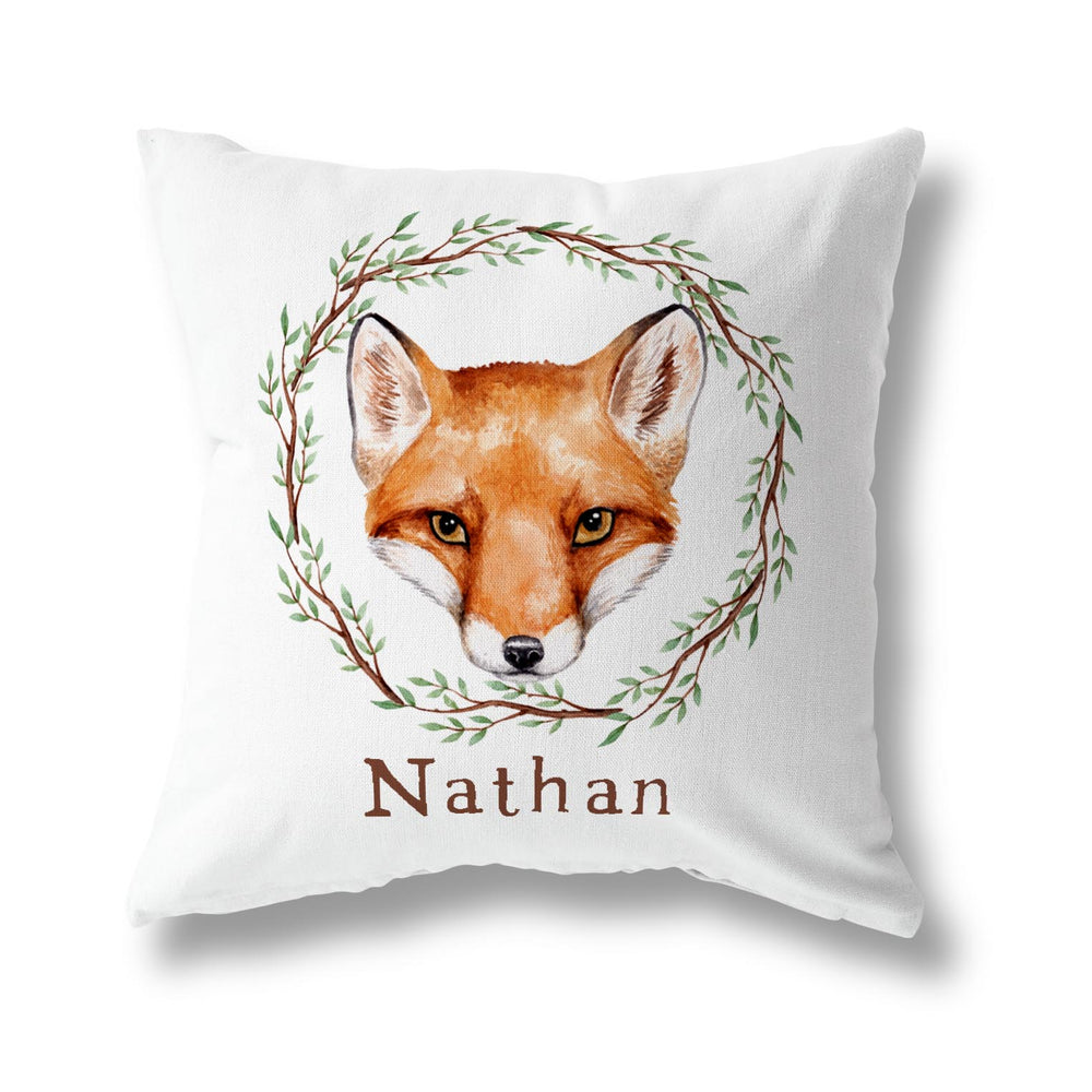 FOX IN THE WILD CUSHION