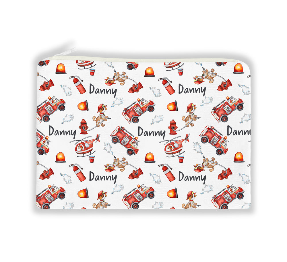 FIREFIGHTER SAM NAPPY POUCH