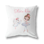 SWAN LAKE CUSHION