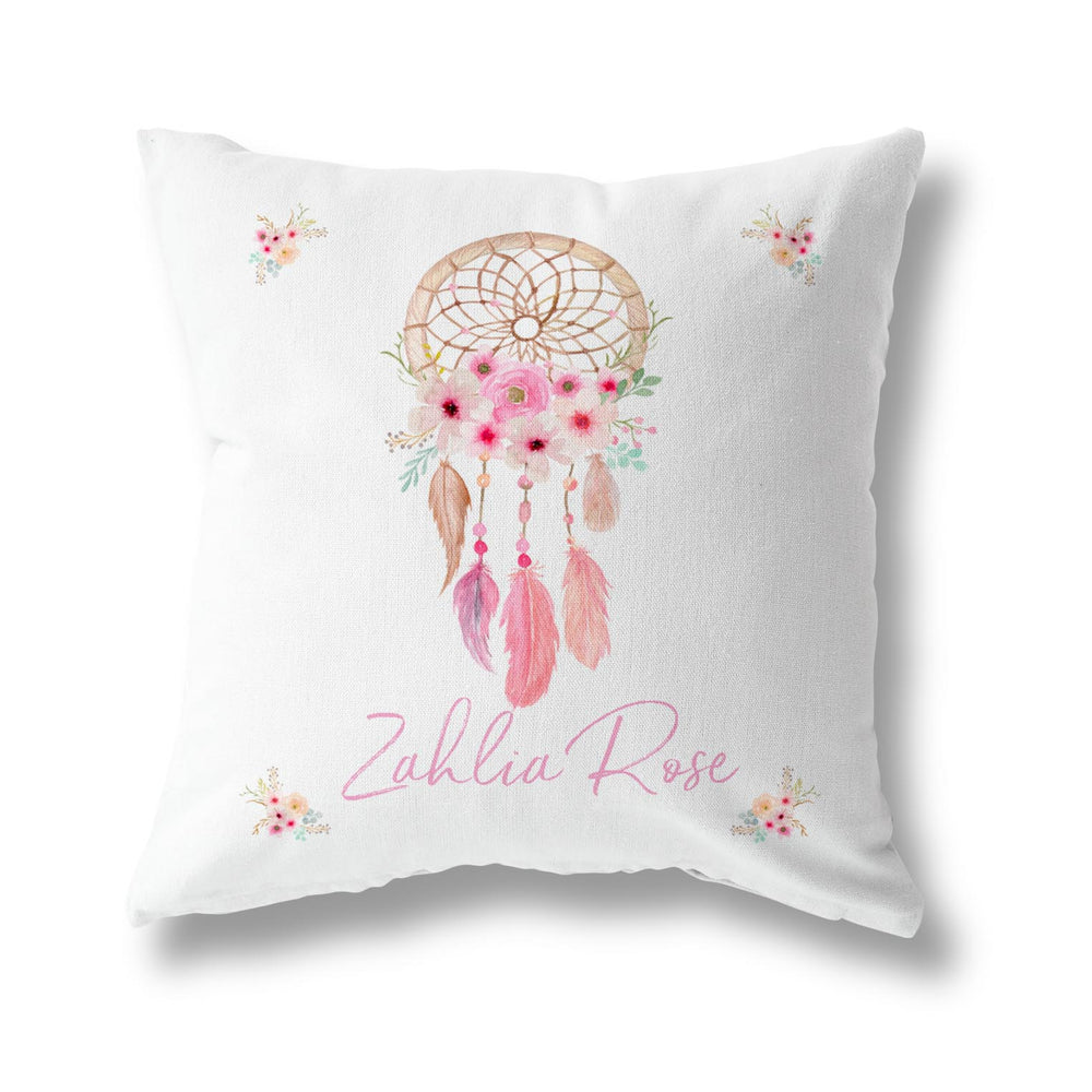 FLORAL DREAMCATCHER CUSHION