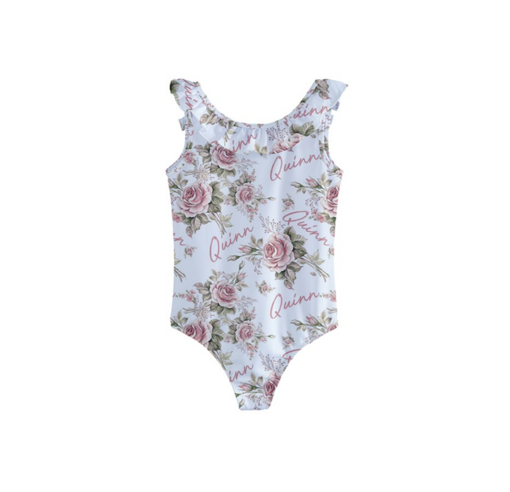 VIVETTE FRILL ONE PIECE SWIMSUIT