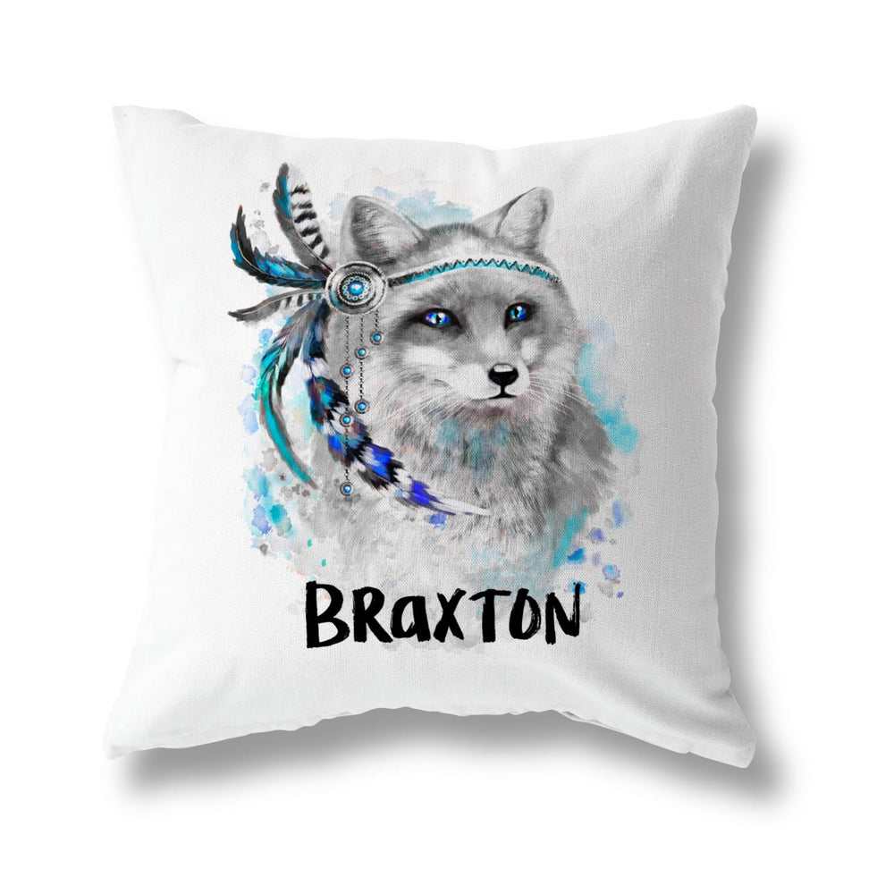 WILD FOX CUSHION