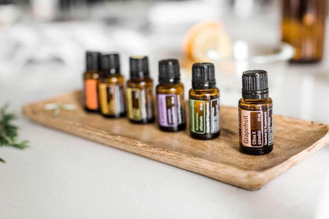 Essential oils that are great for doing laundry