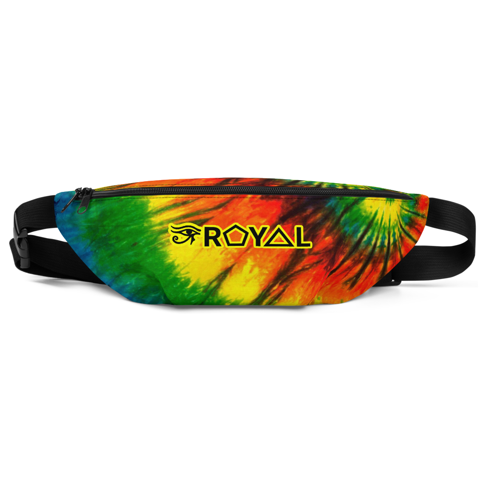 ROYAL. | Urban Resort Ra Pack Crossbody Royal Emblem Tie Dye Conscious Culture 3 VARIETIES