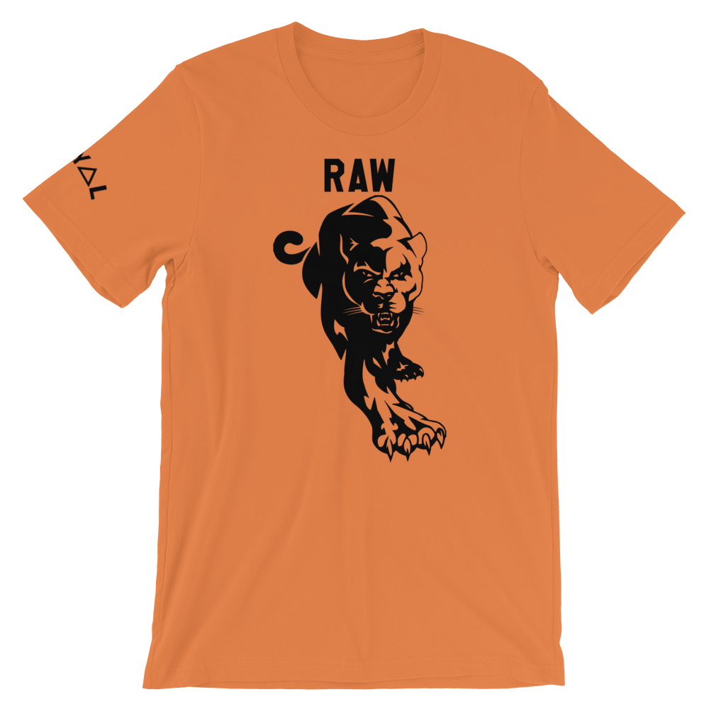 ROYAL. | Graf It Tee | Guerilla Raw Panther Royal Tee UNISEX 4 Color Varieties