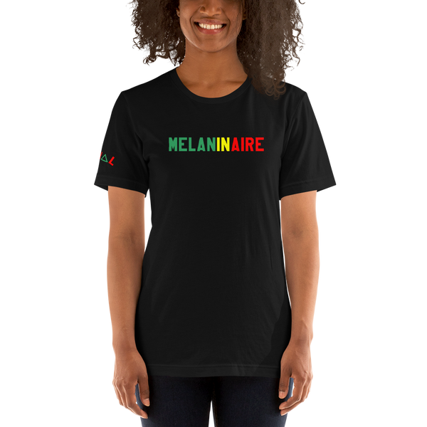 ROYAL. | STATEMENT | unisex gRAf it tee MELANINAIRE NU AFRIQUE