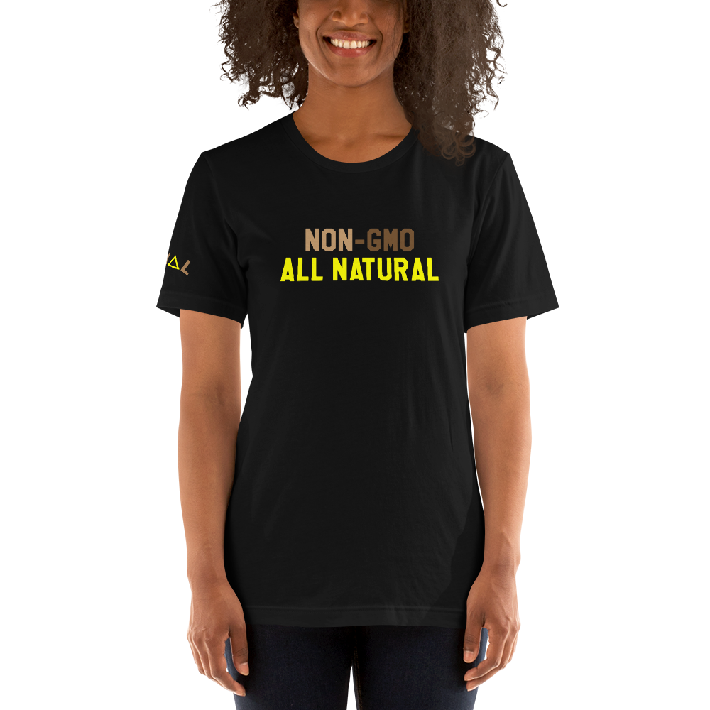ROYAL. | STATEMENT | unisex gRAf it tee NON-GMO ALL NATURAL Brown & Nu Afrique Varieties