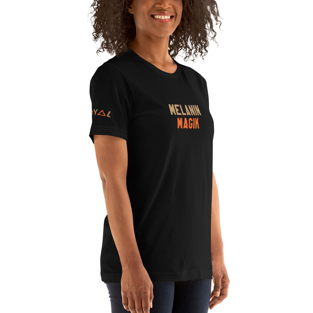 ROYAL. | STATEMENT | unisex gRAf it tee MELANIN MAGIK