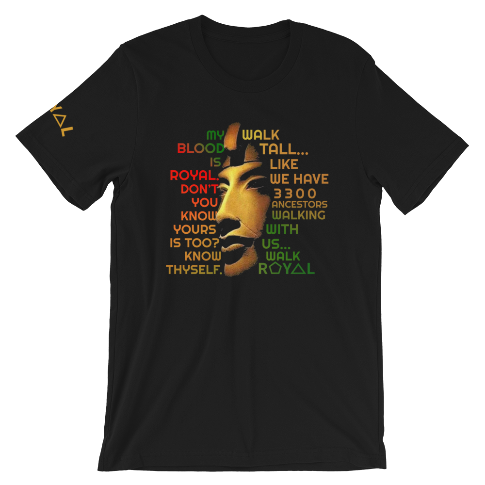 ROYAL WEAR | EMPOWER. KEMET. WALK ROYAL PHARAOH