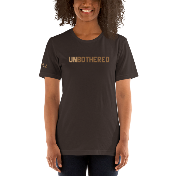 ROYAL. | STATEMENT | unisex gRAf it tee UNBOTHERED Brown & Nu Afrique Varieties