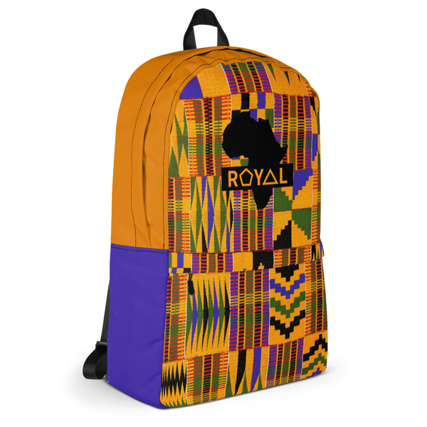 ROYAL. | Nu Afrique Kente Series I Backpack