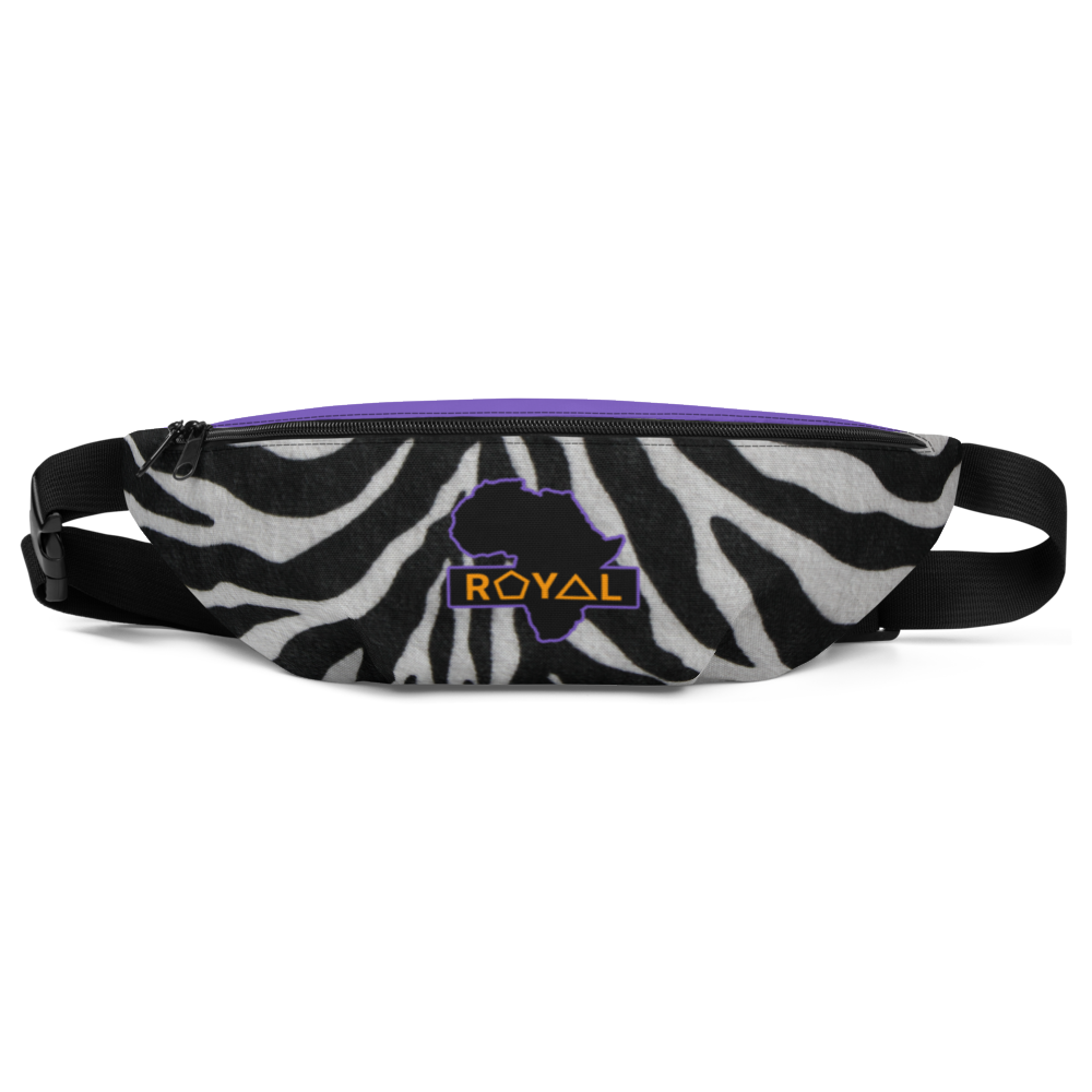 ROYAL. WEAR | Human-imal 2 Series I Crossbody Electric Zebra