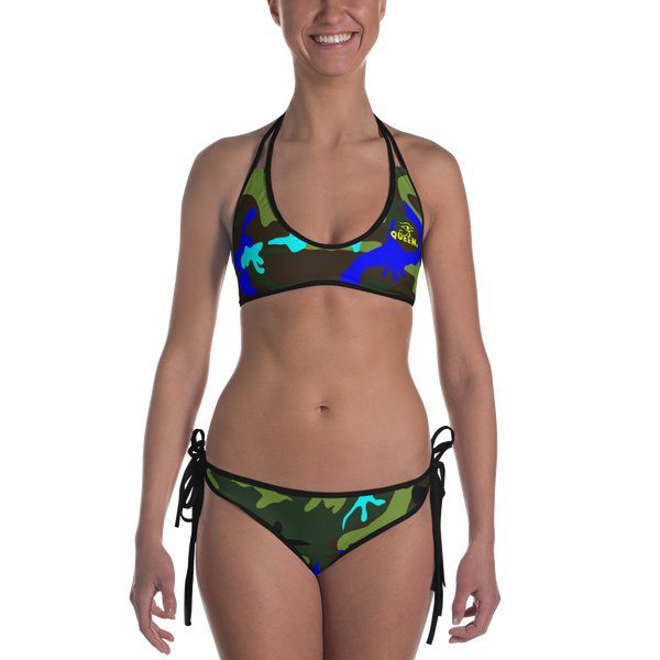 ROYAL. |  Urban Resort | FUTURE TRIBE Eye of Ra Reversible Bikini CAMO QUEEN 2