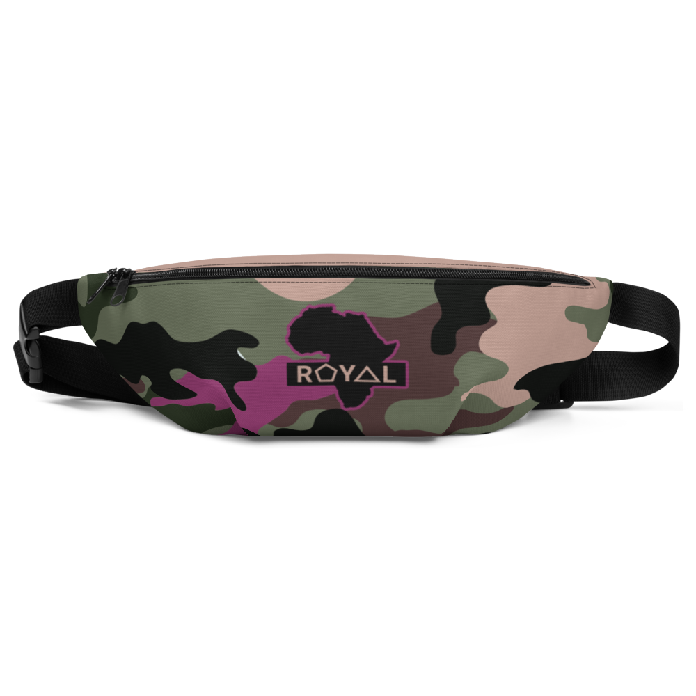 ROYAL. WEAR | Camo II Series I Crossbody Trippy Camo 3 Varieties