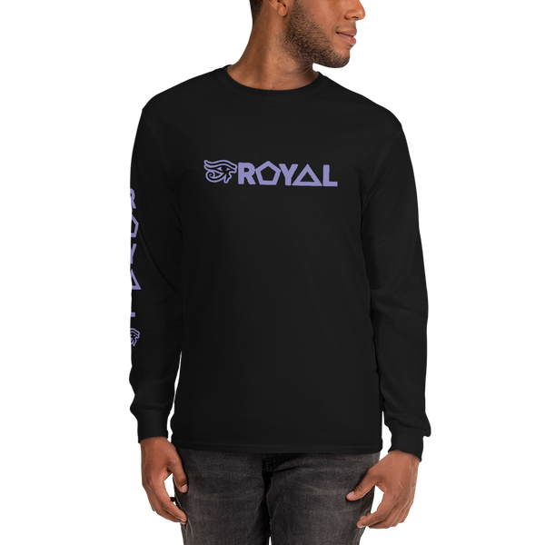 ROYAL. |  Urban Resort | Ra Conscious Culture Unisex Long Sleeve LILAC 9 VARIETIES