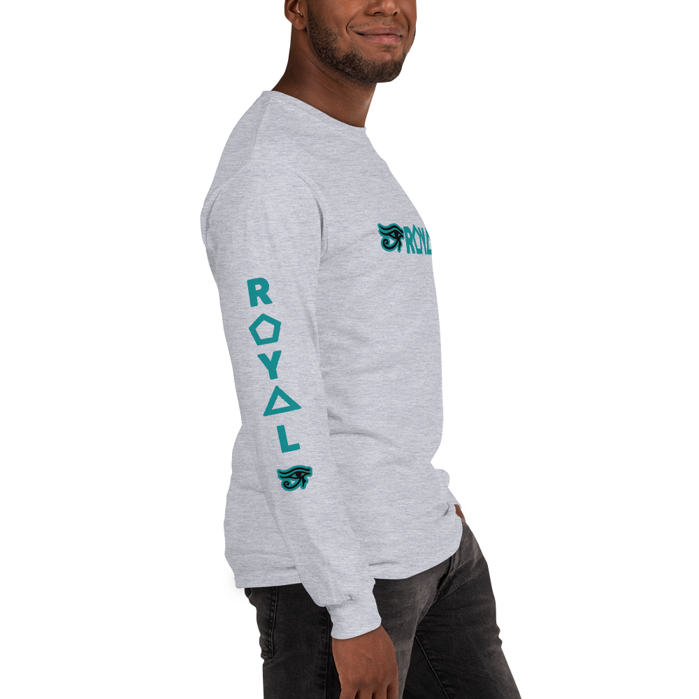 ROYAL. |  Urban Resort | Ra Conscious Culture Unisex Long Sleeve TOURQUOISE 8 VARIETIES