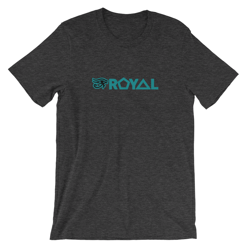 ROYAL. |  Urban Resort | Conscious Culture Unisex Ra Tees TOURQUOISE 8 VARIETIES