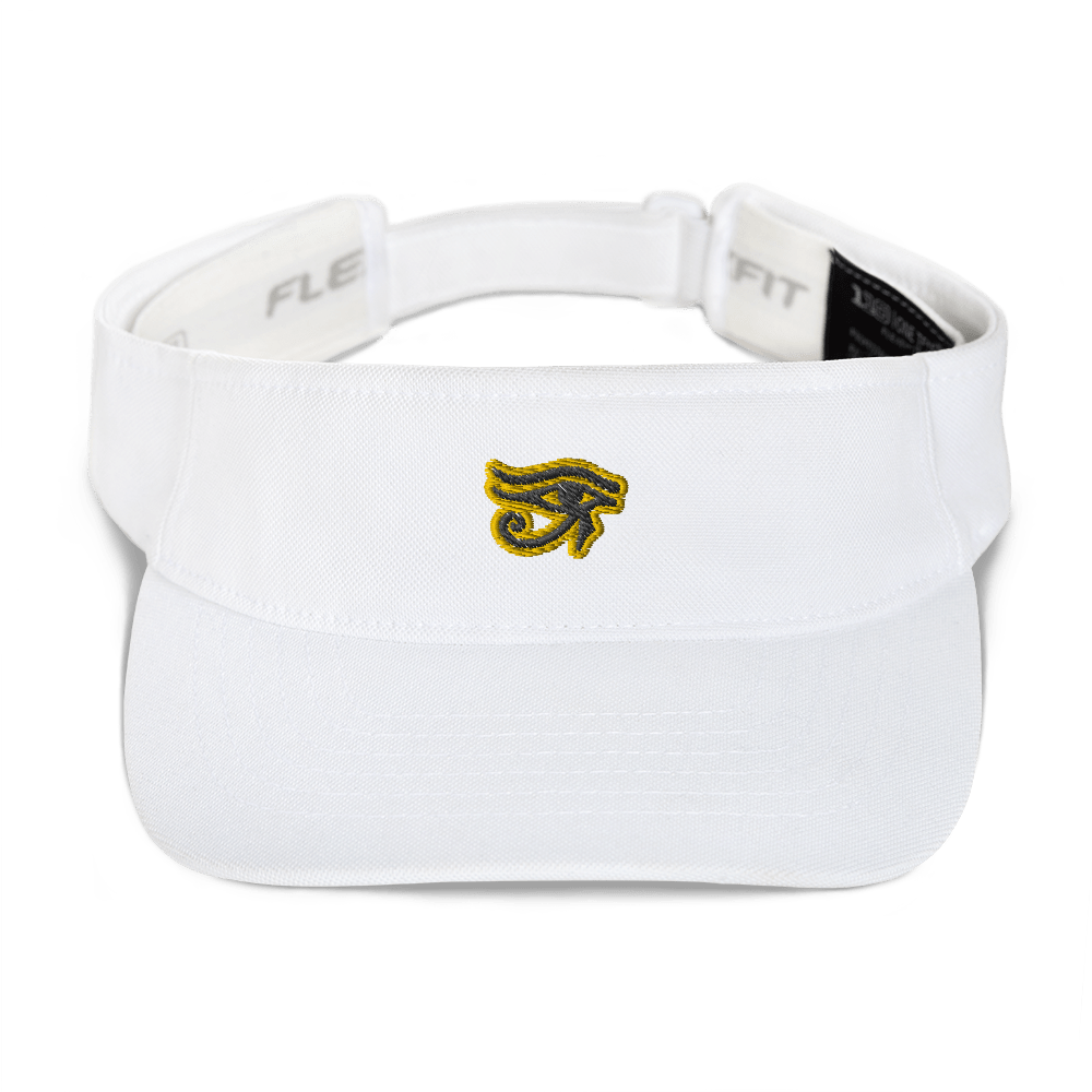 ROYAL. |  Urban Resort | Eye of Ra Visor WHITE HONEYCOMB